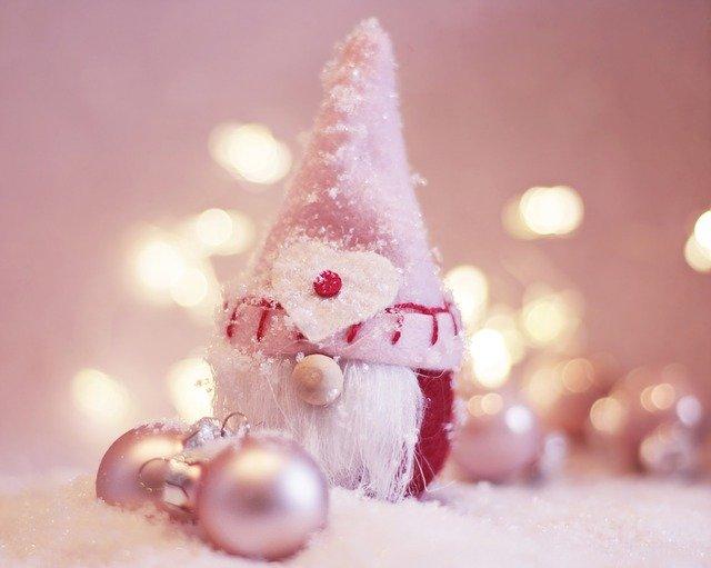 Ozdoby świąteczne - spójny klimat
