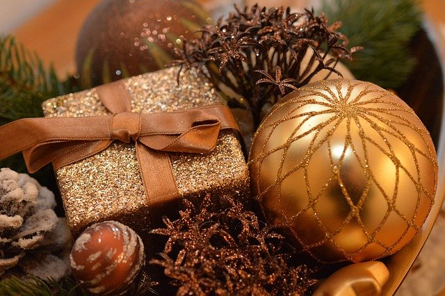 Stroiki bożonarodzeniowe: choinka