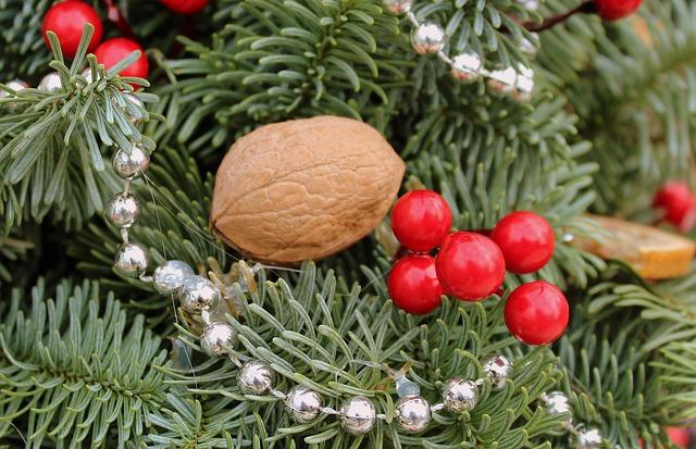 Stroiki bożonarodzeniowe: naturalne