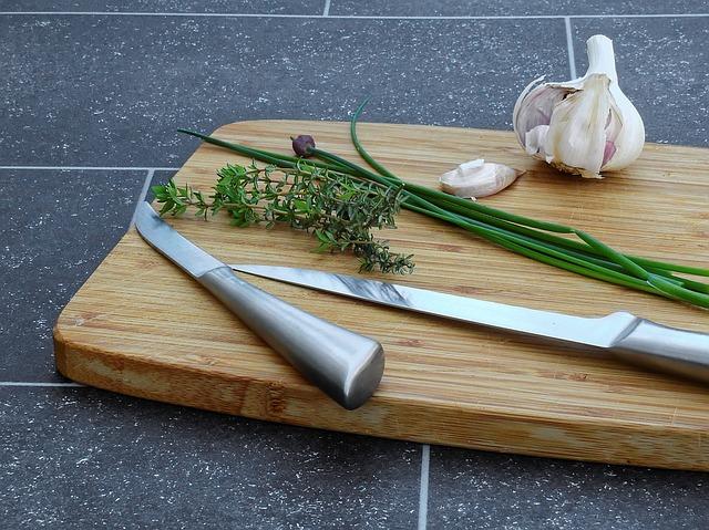 Noże kuchenne: do warzyw