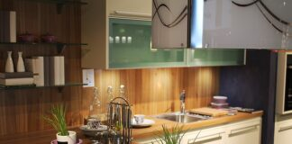 Wyposażenie kuchni: styl
