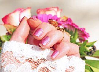 Ozdoby do paznokci: efekt syrenki