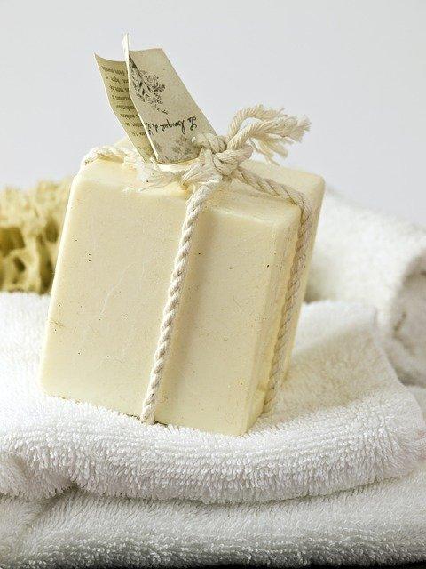 Naturalne kosmetyki mydło