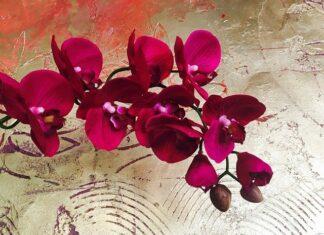 sztuczne kwiaty do domu