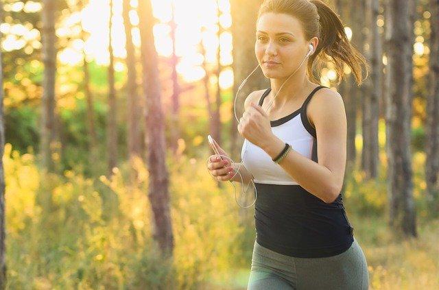 Słuchawki bezprzewodowe: bieganie