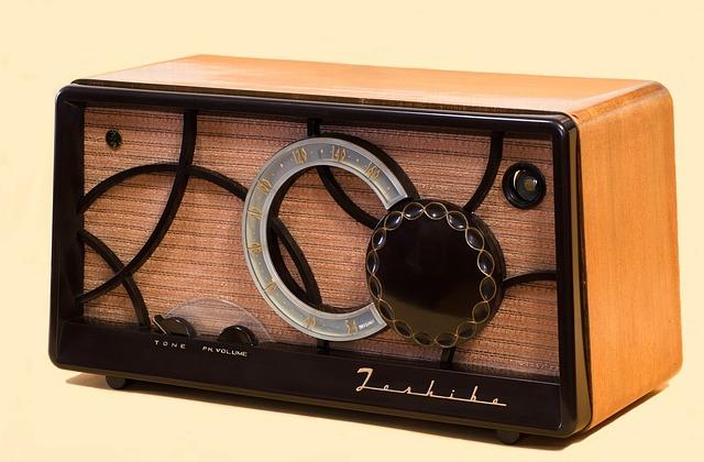 Głośniki Bluetooth retro