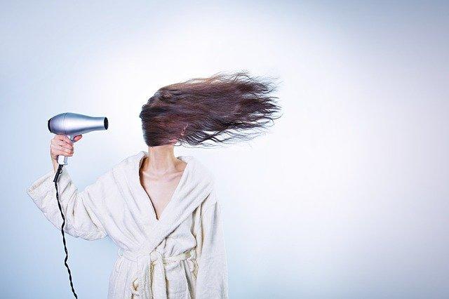 henna do włosów: zmywanie